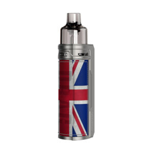 Voopoo Drag S Silver Knight