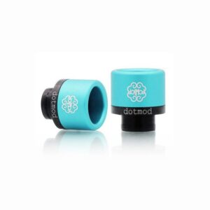 DotMod Friction Fit Drip Tip Turqoise