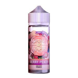 Game Of Vapes Berry Peach