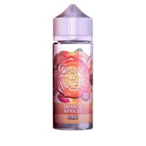 Game Of Vapes Orange Apricot